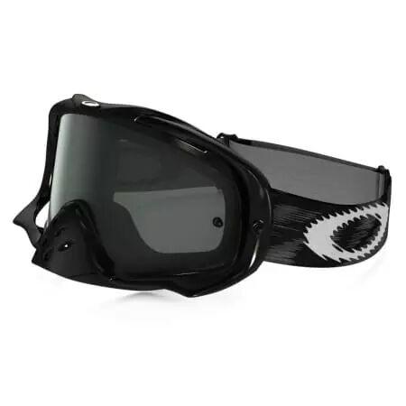 OAKLEY Masque Oakley Crowbar MX Jet Speed Noir