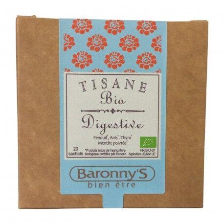 France Herboristerie Tisane digestive BIO