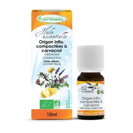 France Herboristerie HUILE ESSENTIELLE  Origan compact - Phytofrance - 10 mL - Aromathérapie
