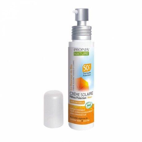 France Herboristerie Crème solaire haute protection Spf50+ BIO - 75 ml - Propos'nature