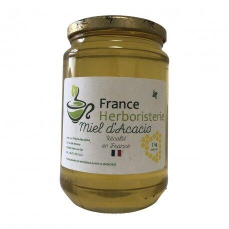 France Herboristerie Miel acacia 1 kg