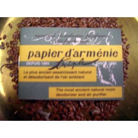 France Herboristerie Papier d'Arménie