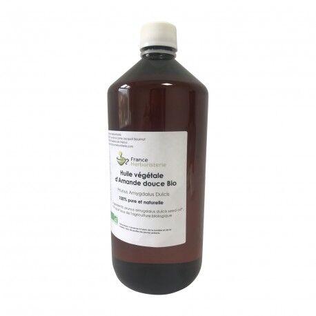 France Herboristerie Amande douce  Prunus amygdalus 1L BIO AB