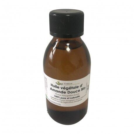 France Herboristerie Amande douce Prunus amygdalus 125 ml BIO AB