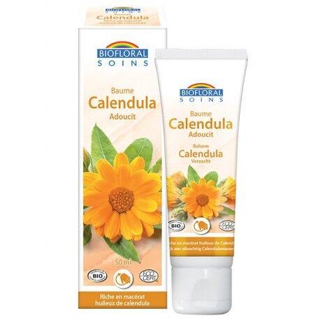France Herboristerie Baume au Calendula et à la Silice naturelle - 50 ml
