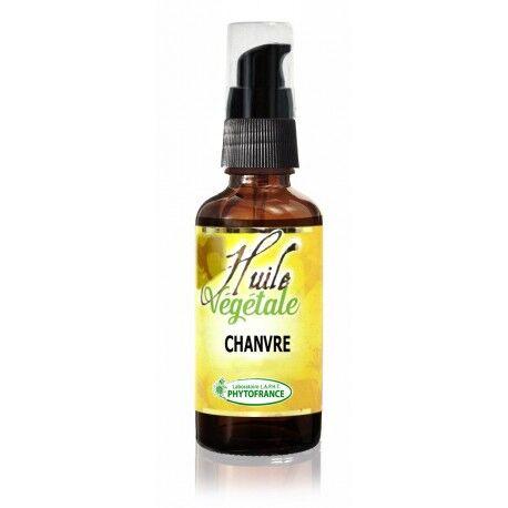 France Herboristerie Huile végétale de Chanvre - 30 ml