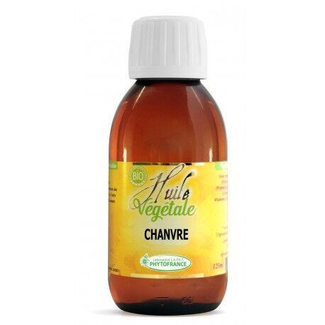 France Herboristerie Huile végétale de Chanvre - 125 ml