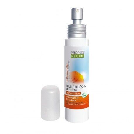 France Herboristerie Huile de Soin solaire au Karanja Bio - 75 ml - Propos'Nature