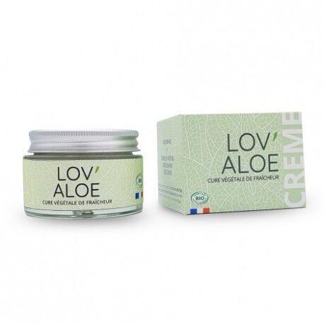France Herboristerie Crème de soin ALOE VERA - 50mL - Propos Nature