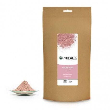 France Herboristerie Argile ROSE - 250 g - Centifolia
