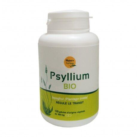 France Herboristerie Psyllium BIO 120 gélules