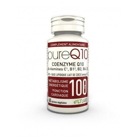 France Herboristerie Coenzyme Q10 fort dosage 60 gélules végétales