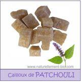 Cailloux de Patchouli