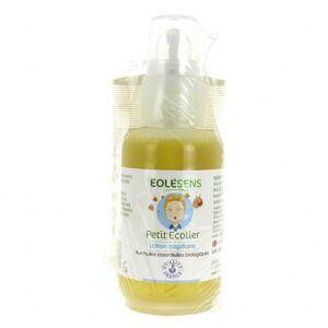 Lotion capillaire anti-poux naturelle - Le Petit Ecolier - 50 ml - Publicité
