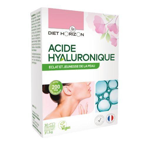 Acide hyaluronique 200 mg - 30 comprimés