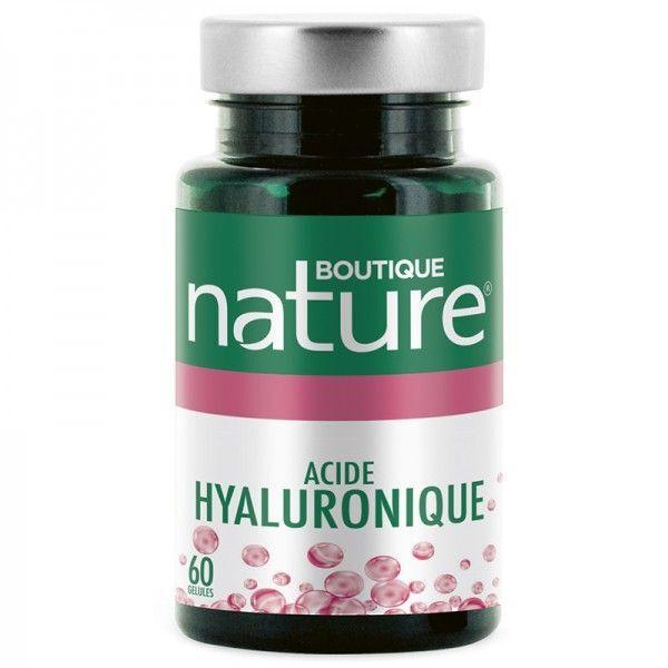 Acide hyaluronique - 60 gélules végétales