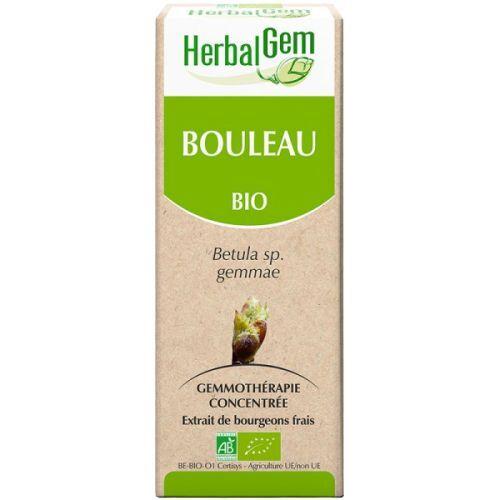 Bouleau Bio - Extrait de bourgeons frais - 50 ml