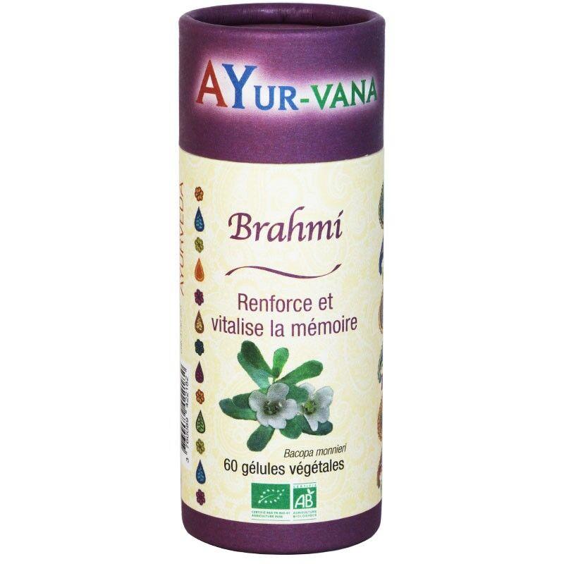 Brahmi Bio - 60 gélules