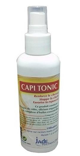 Capitonic - Cosmétique haut de gamme cheveu - 125 ml