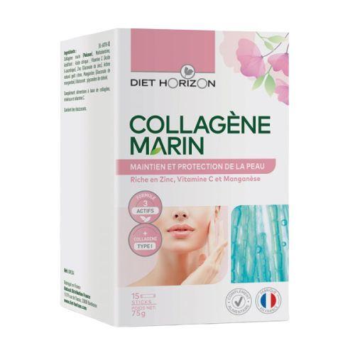 Collagène marin 3500 mg - 15 sticks