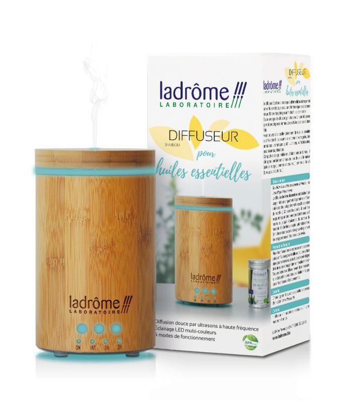 Diffuseur huiles essentielles Bambou