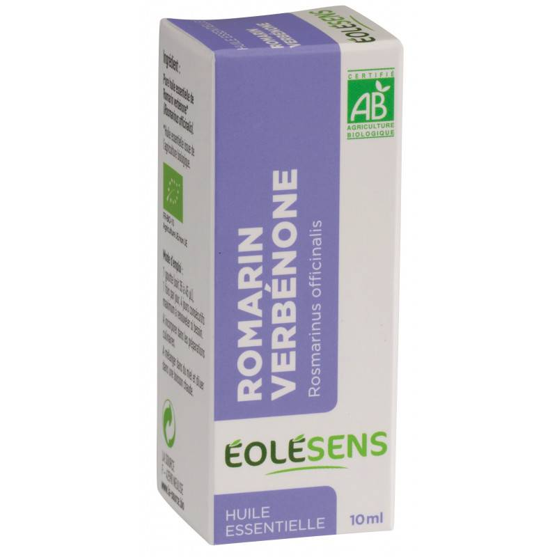 Huile Essentielle Romarin Verbénone -10 ml