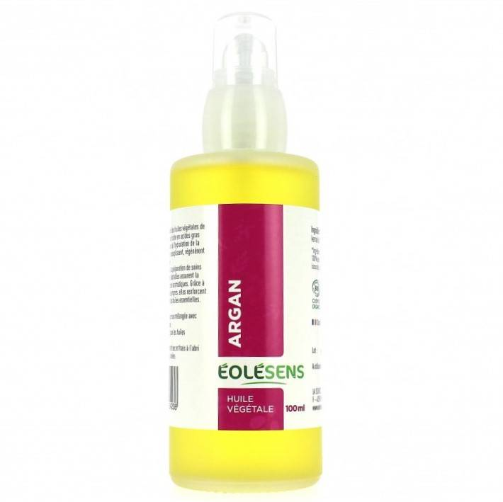 Huile Végétale Argan Bio - 100 ml
