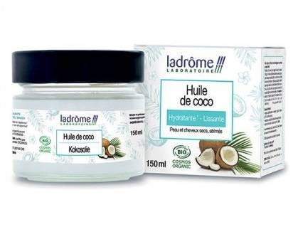 Huile Végétale Coco Bio - 150 ml