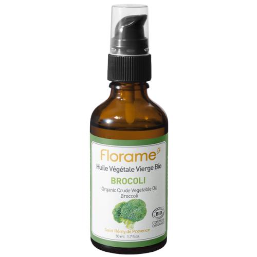 Huile Végétale Vierge de Brocoli Bio - 50 ml