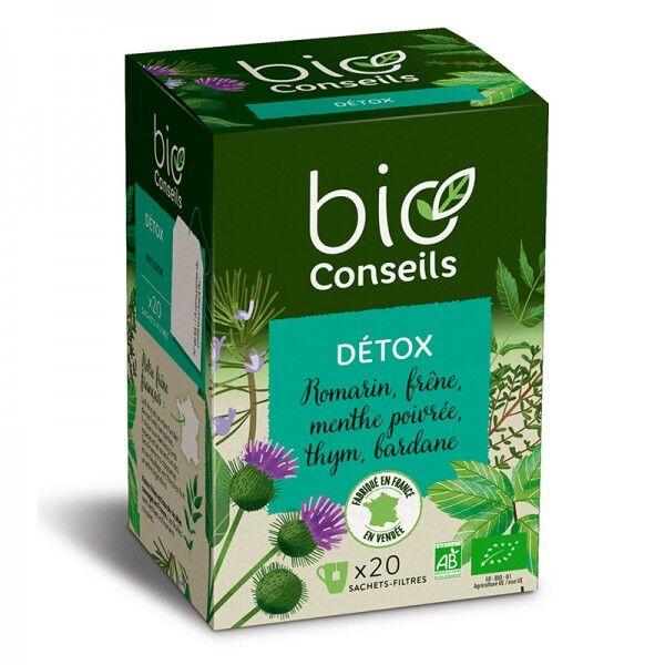 Infusion Detox Bio - 20 sachets