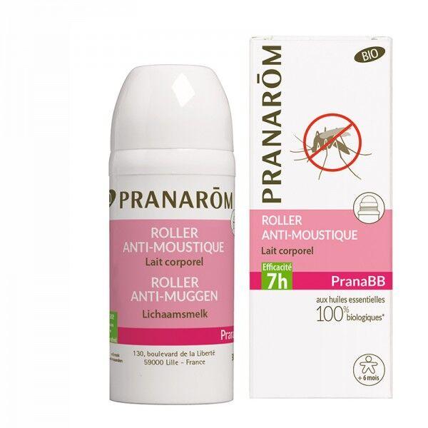 Lait corporel Bébé anti-moustiques Bio - 30 ml
