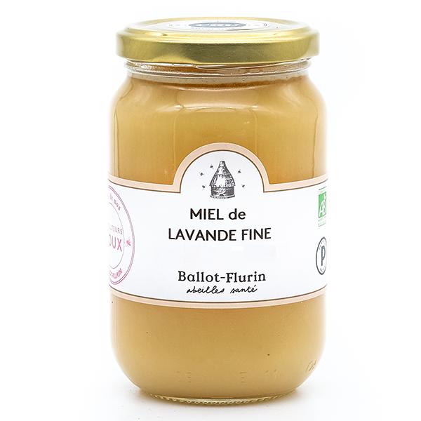 Miel de Lavande bio - 480 g