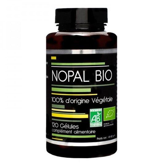 Nopal Bio - Allié minceur - 120 gélules