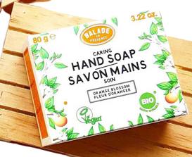 Savon Mains Fleur d'Oranger - 80 g