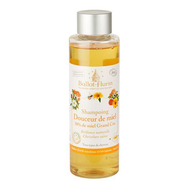 Shampoing douceur de miel Bio - 250 ml