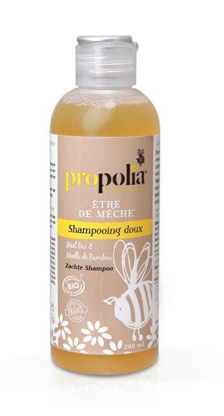 Shampoing doux Bio au miel et bambou - 200 ml