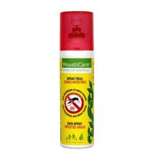 Spray Anti moustiques pour la peau - zones infestees -75 ml