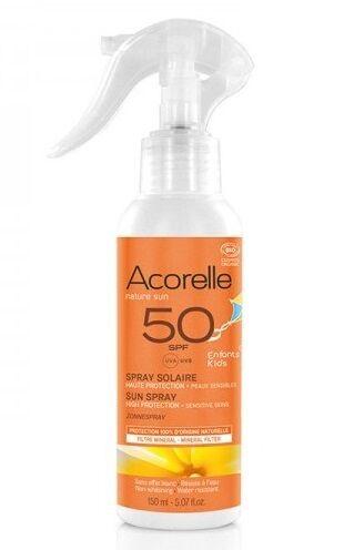 Spray solaire Enfants SPF 50 Bio - 150 ml