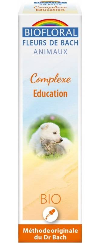 Complexe Education pour animaux - 20 ml