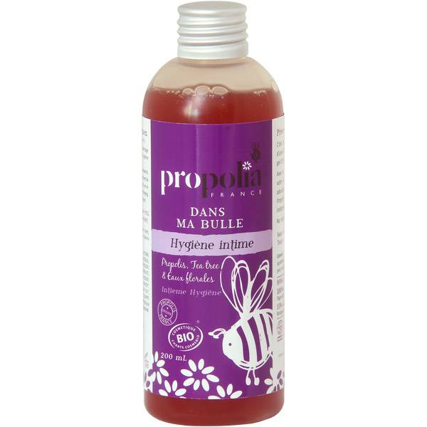 Gel hygiène intime Bio - 200 ml
