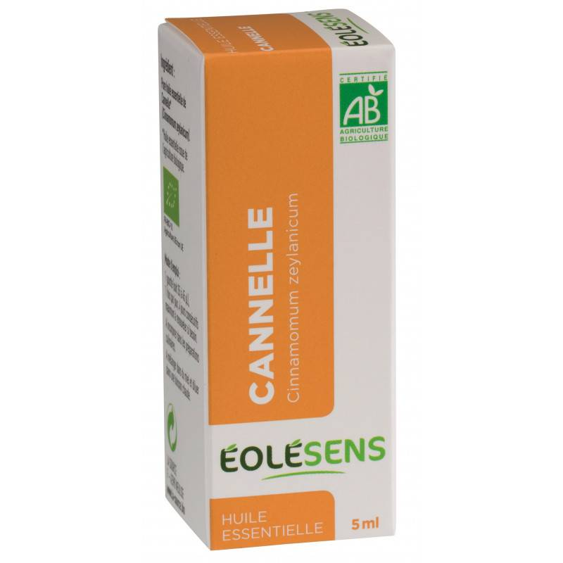 Huile essentielle Cannelle - 5 ml