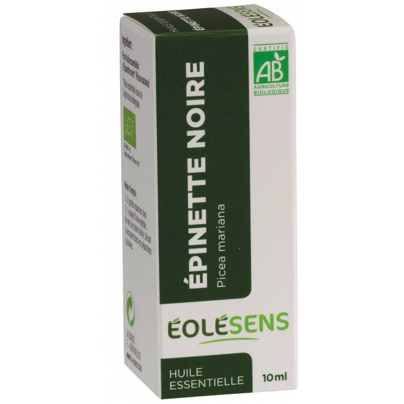 Huile Essentielle Epinette Noire - 10 ml