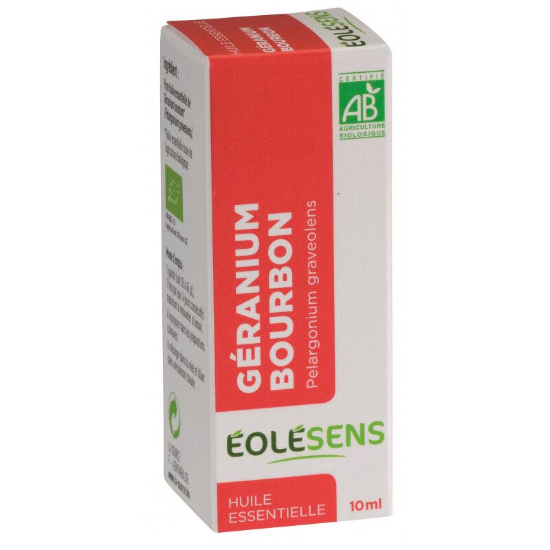 Huile Essentielle Géranium Bourbon - 10 ml
