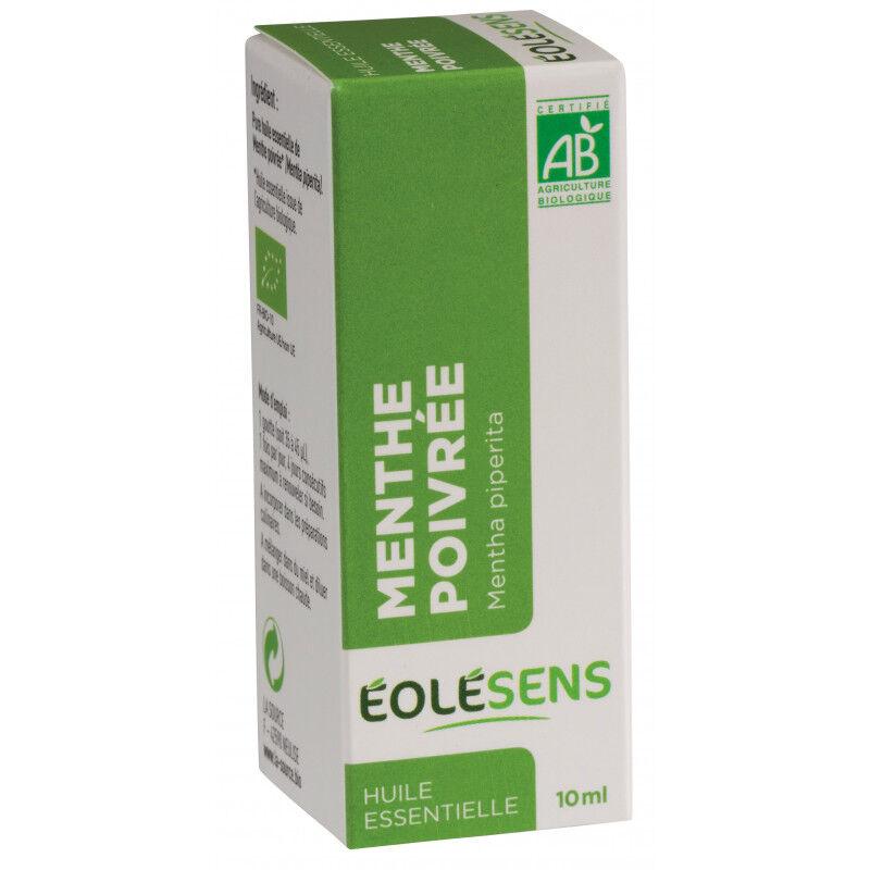 Huile Essentielle Menthe Poivrée - 10 ml