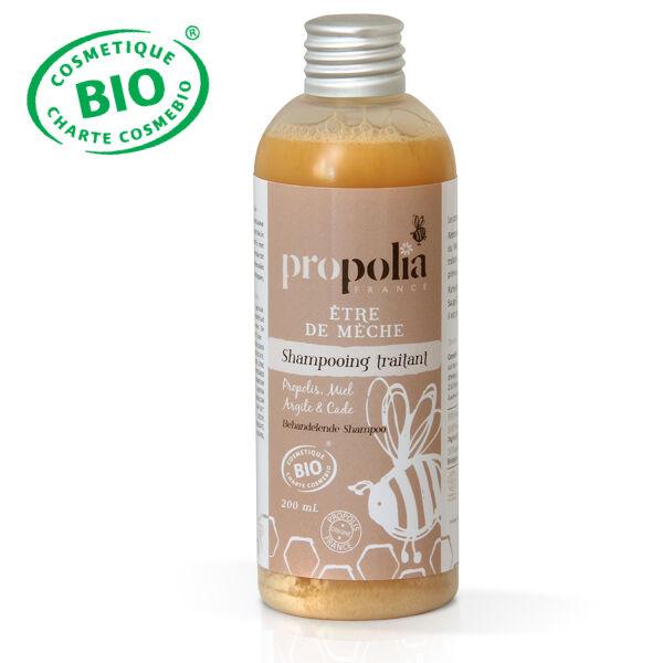 Shampoing traitant bio à la propolis cuirs chevelus irrités - 200 ml