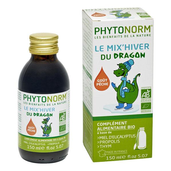 Sirop Mix'Hiver du Dragon Bio - 150 ml