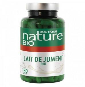 Lait de jument bio - 60 gélules végétales