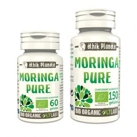 Moringa Pure Bio - 60 ou 150 gélules