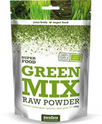 Poudre Green Mix 100% bio - 200 g