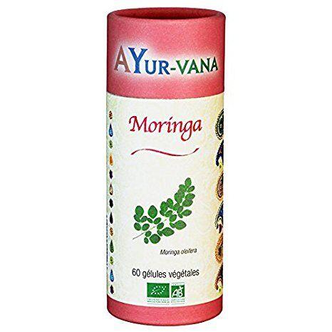 Moringa Bio - 60 gélules végétales